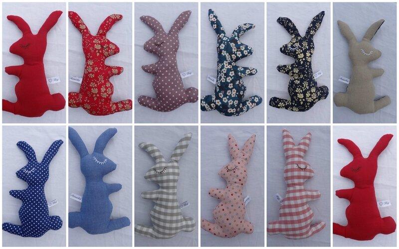 Les lapins câlins montage 2