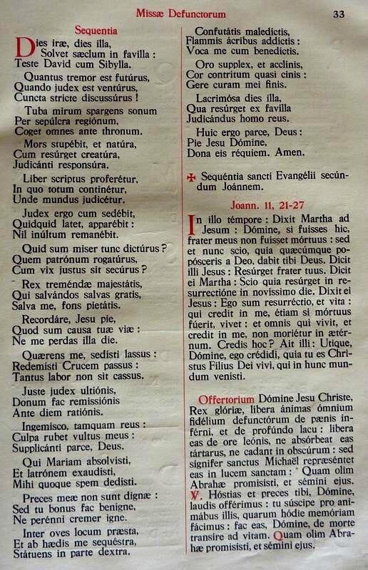 033 0263 - BLOG - Missae Defunctorum - 2013 08 07