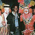 Michael jackson et le cirque