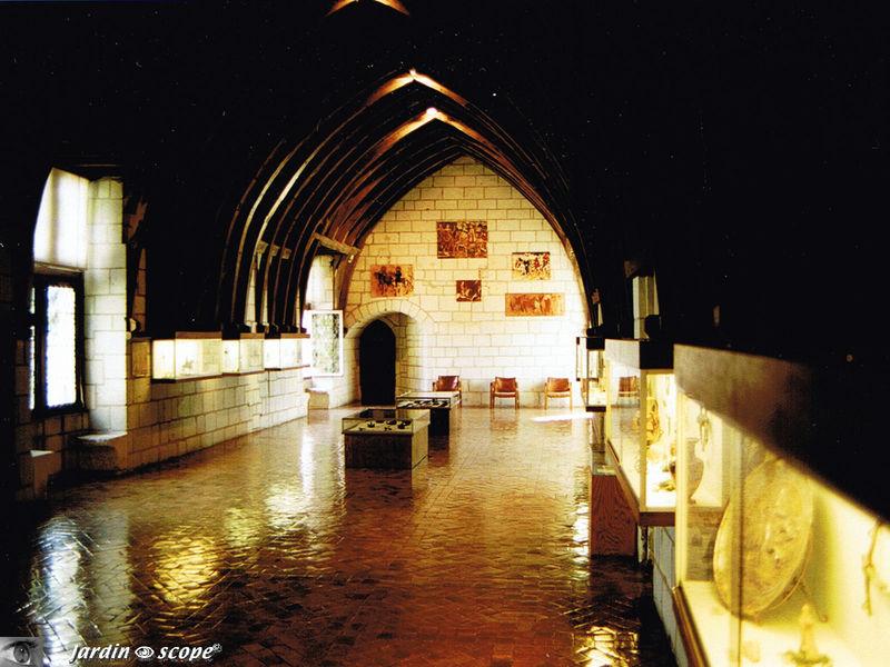 Le Château de Saumur, musée du Cheval