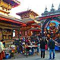 Durbar Square - Katmandou