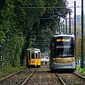 Dossier 100 ans d'évolution du tramway