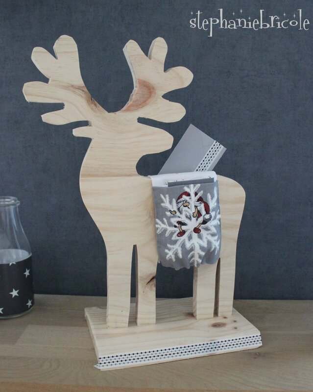 DIY REINDEER CHRISTMAS
