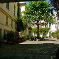 Paris côté cour.