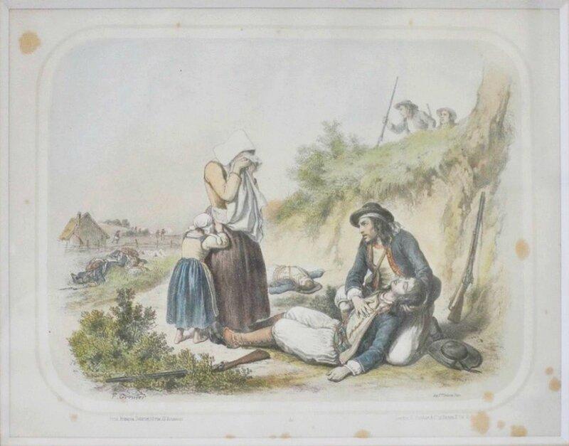 Mort d'un Vendéen