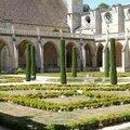 27 - Jardin du cloître