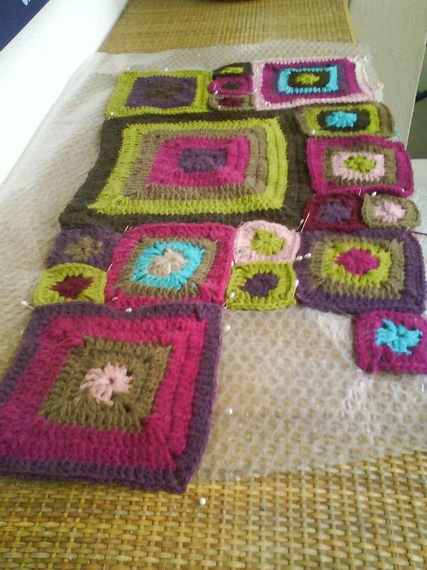 babette blanket # 2