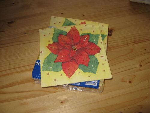 serviettes papiers