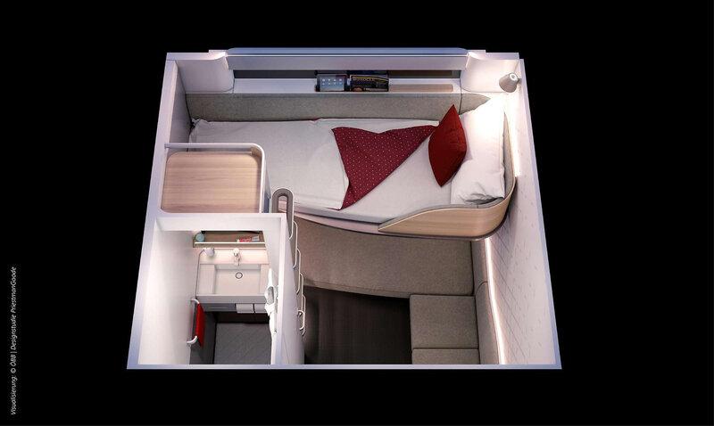 OBB nouveaux Railjet3