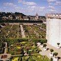 Le Jardin d'ornement de Villandry et son potager