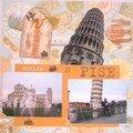 Pise, Février 2004, virée en amoureux...