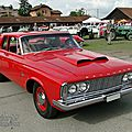 Plymouth savoy super stock 2door sedan-1963