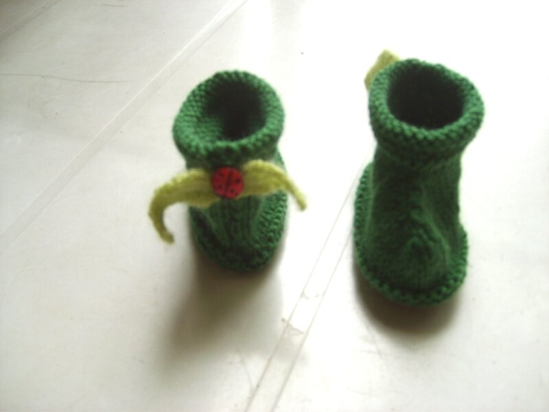 chaussons Peter Pan 001