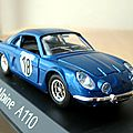 Alpine a110 berlinette 1973