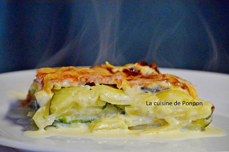 gratin dauphinois et courgette (10)