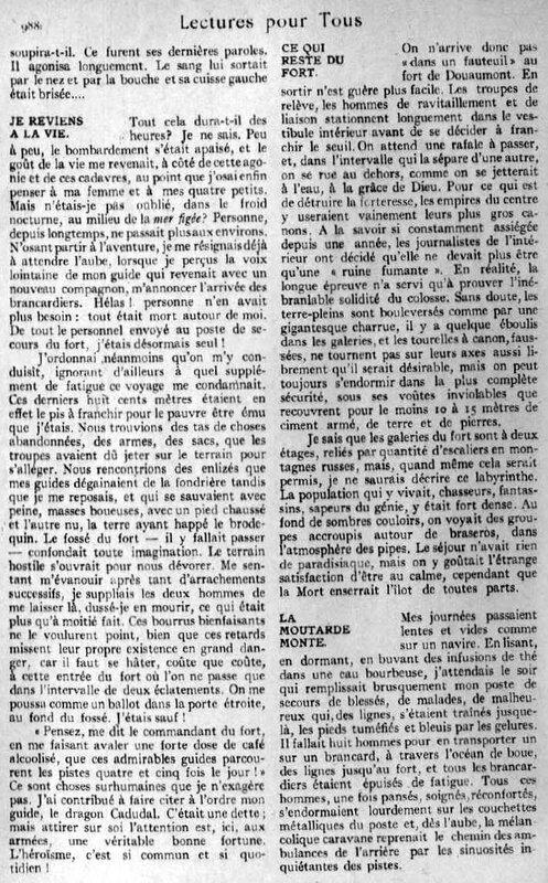 Dans la gloire et l horreur de Douaumont5