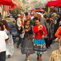 Le marché Kashgar
