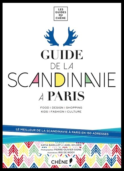 guide de la scandinavie a paris
