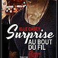 The bourbon street boys, tome 1 : surprise au bout du fil, d'elle casey