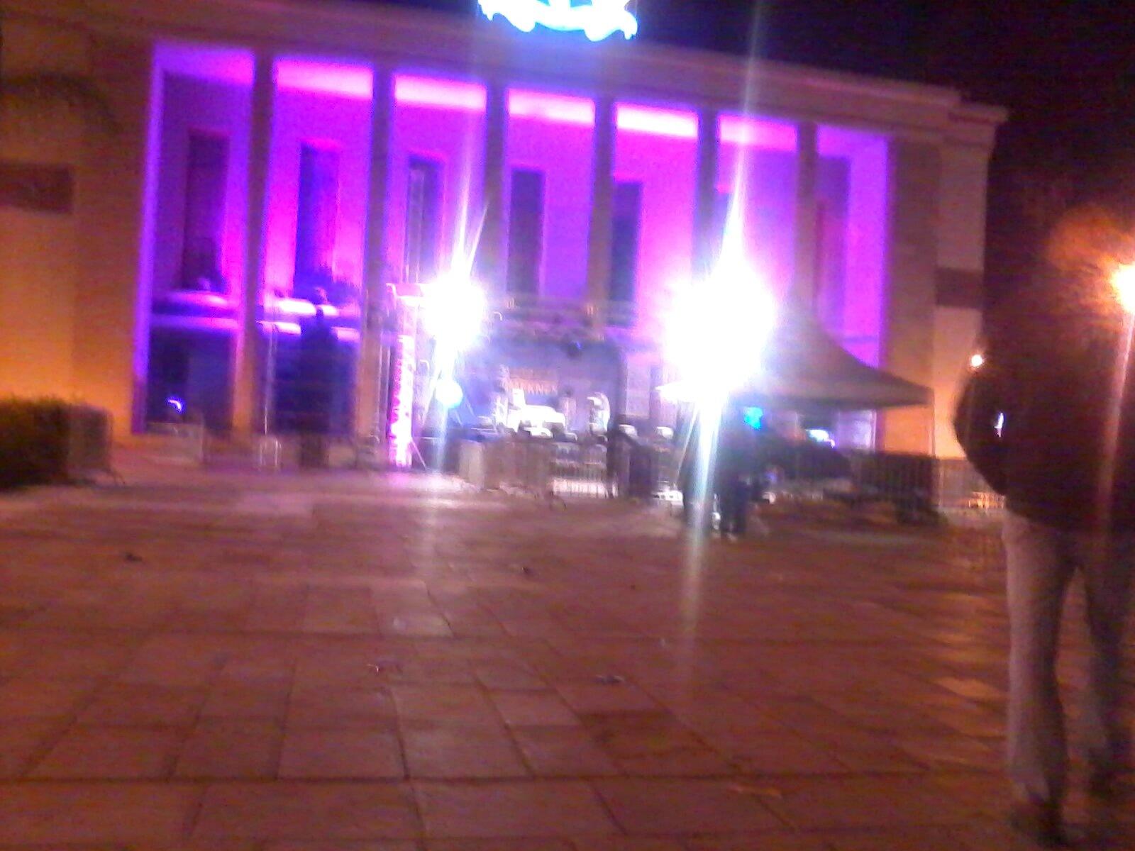 Hotel de ville Meknes