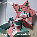 Scrap en kit on prépare noël !!