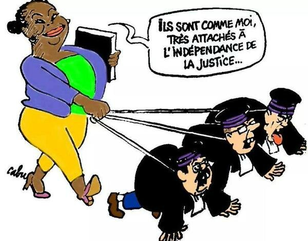 ps hollande taubira juge syndicat de la magistrature humour