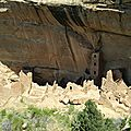 248 MESA VERDE NP - Square Tower House