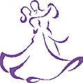 Point de croix : danse1 et danse2