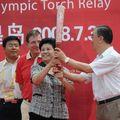 La maire adjointe de Qinhuangdao