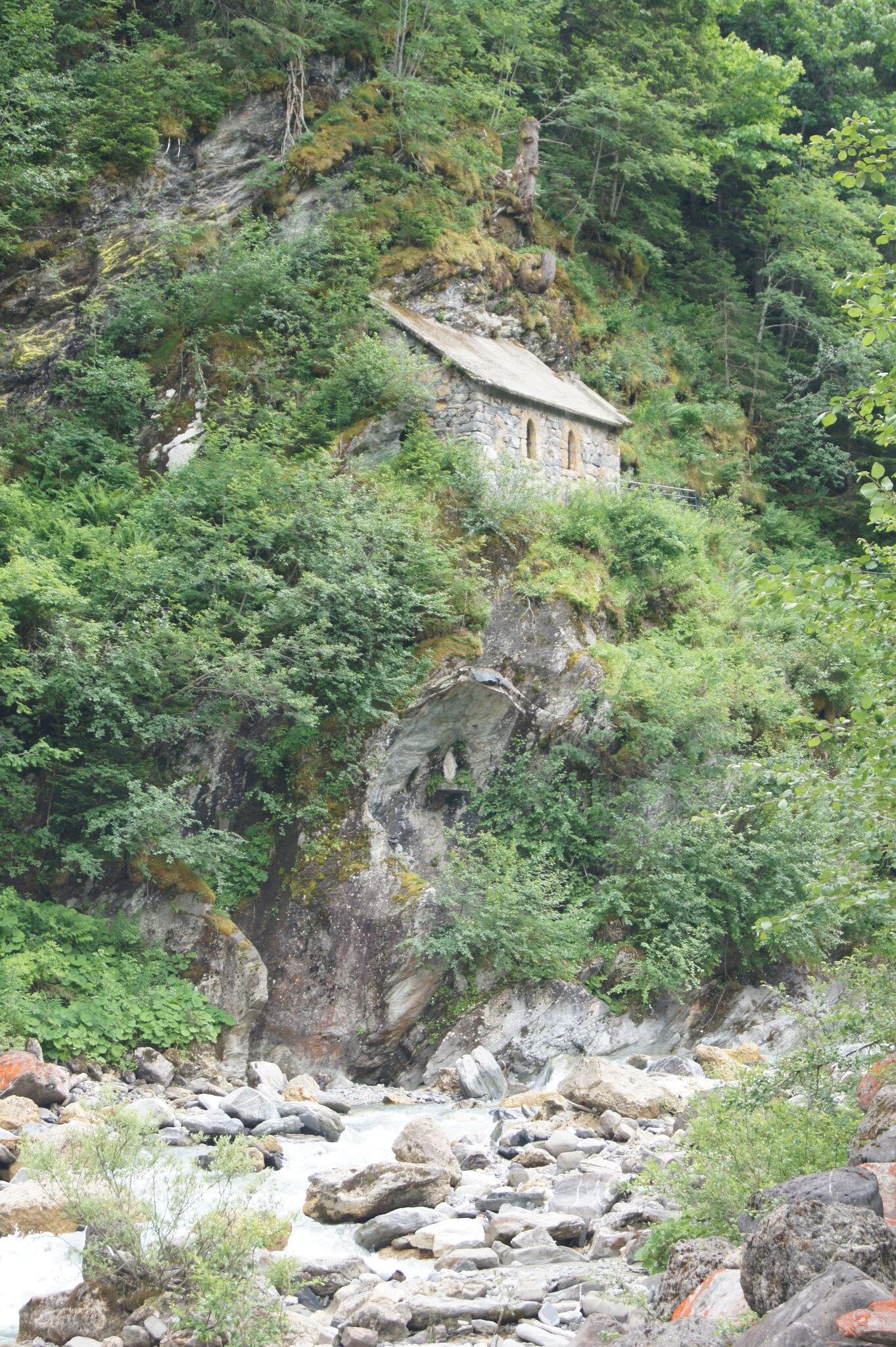 Véritable Notre Dame de la Gorge