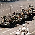 Tiananmen, le black-out