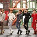 Shinee concerts en decembre