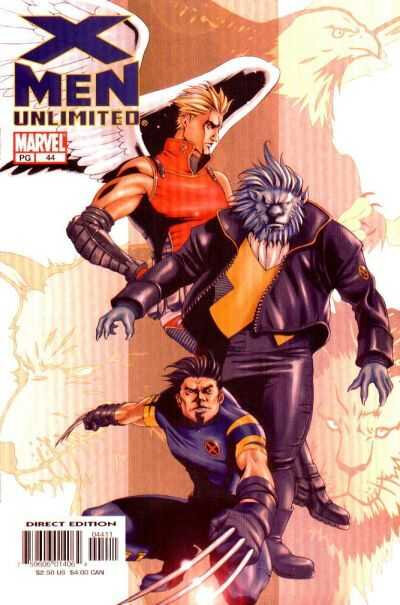x-men unlimited 1993 44
