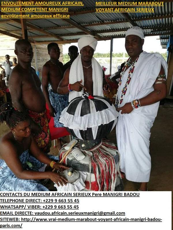 JE CHERCHE UN VRAI MARABOUT SERIEUX AFRICAIN EN 48 HEURES
