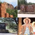 Zion, Bryce, Gran Canyon... Le grand ouest américain