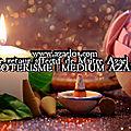 Maitre azael voyant, médium,marabout,travaux occultes