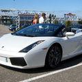 Lamborghini gallardo cabriolet (Rencard Vigie) 01