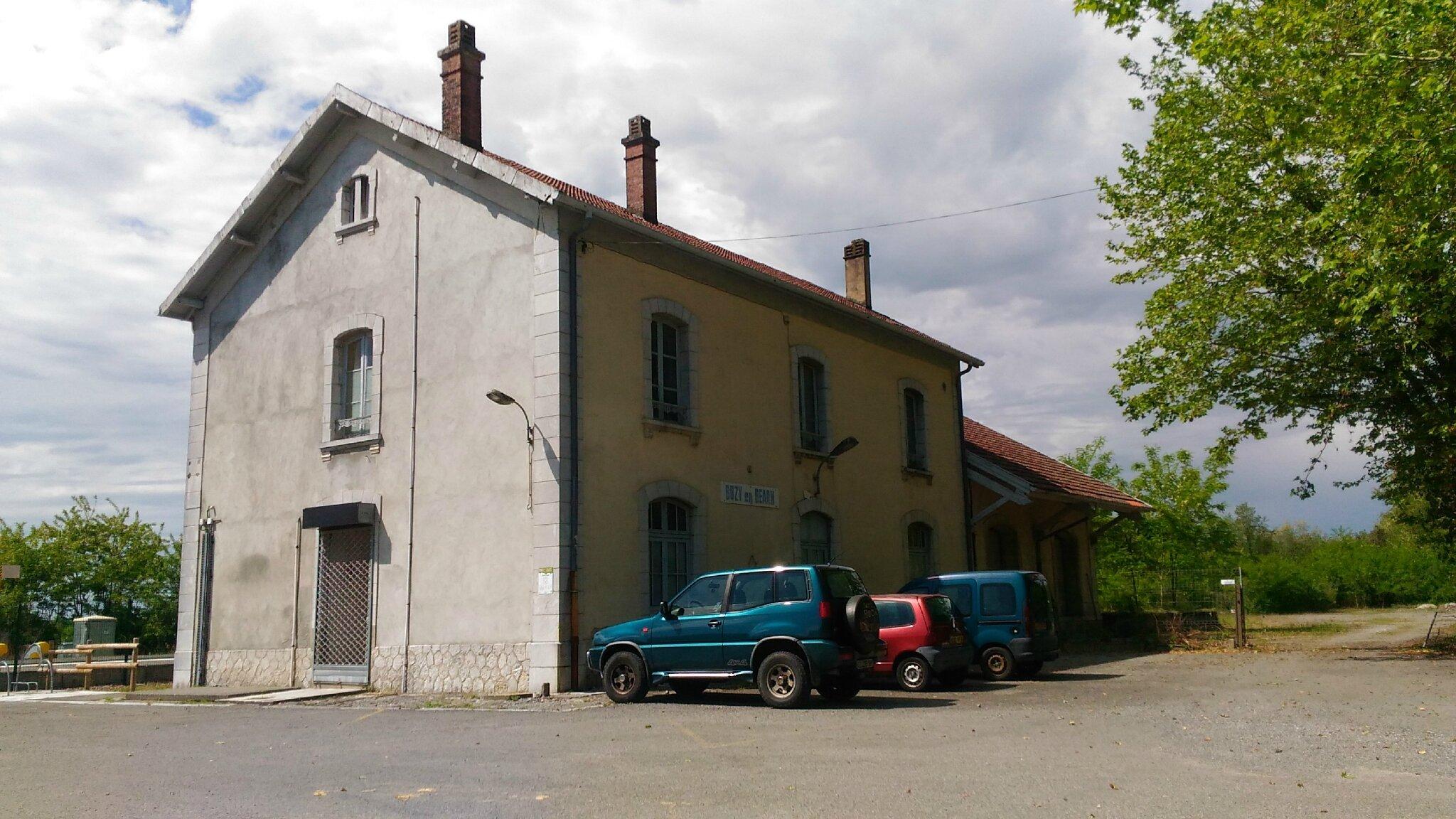 Buzy-en-Béarn (Pyrénées-Atlantiques - 64)
