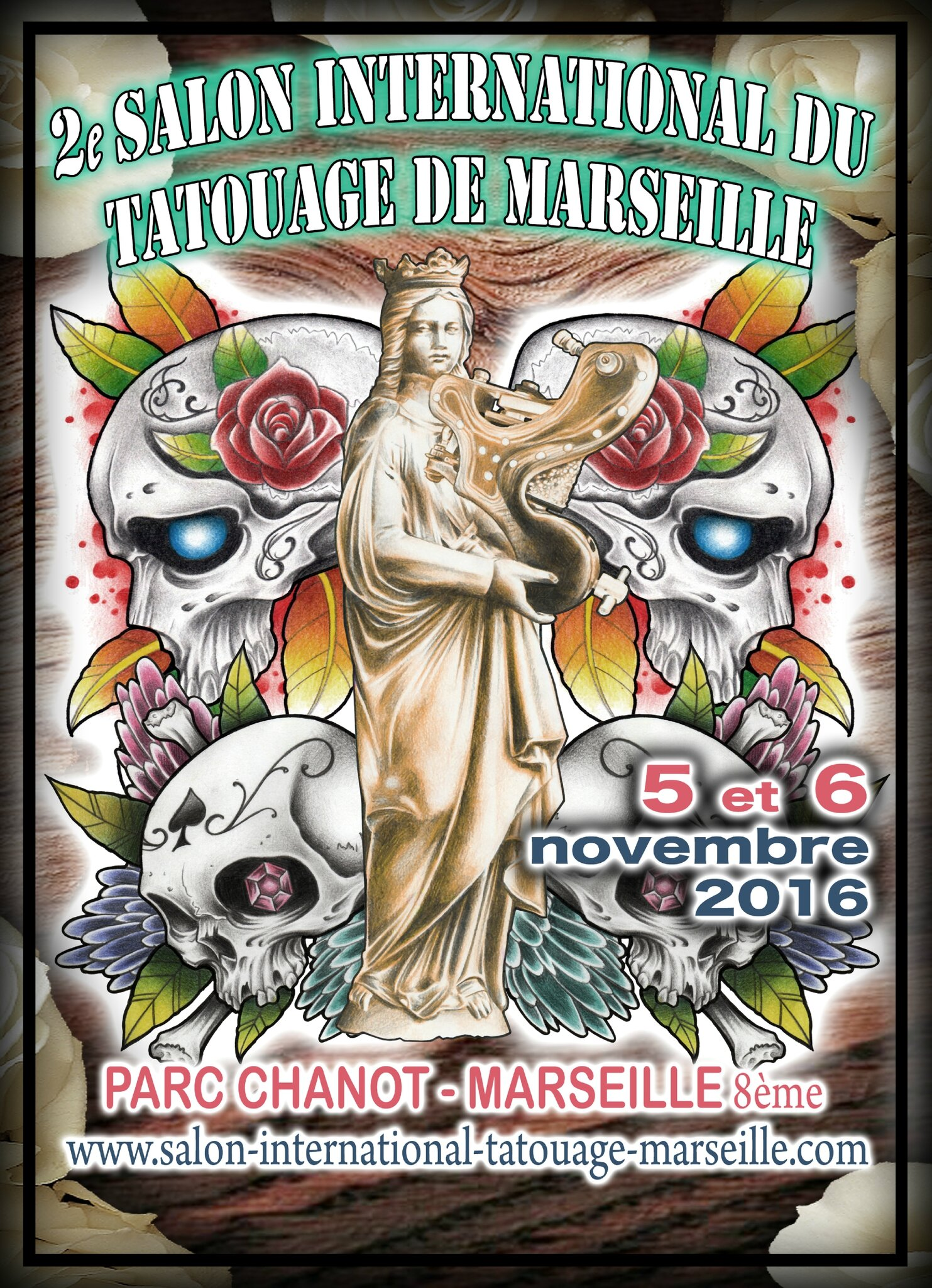 Salon international du tatouage 2016