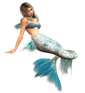 unique mermaid costume