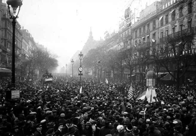 Grd Boulevard 11 10 1918