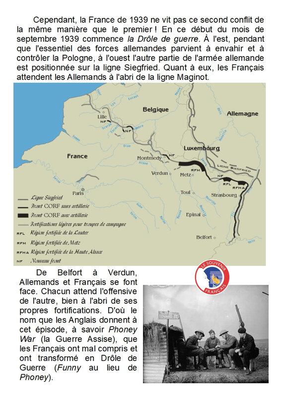 11) La Drôle de Guerre d'Henri MARY - Page 11