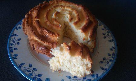 gâteau à la noix de coco sorawel