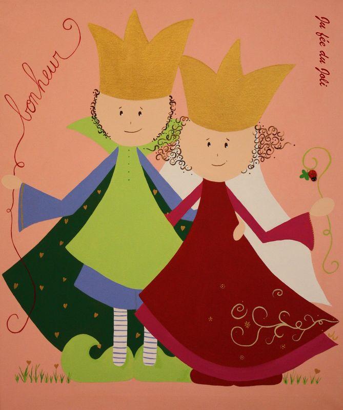 Le Roi et La Reine du Bonheur