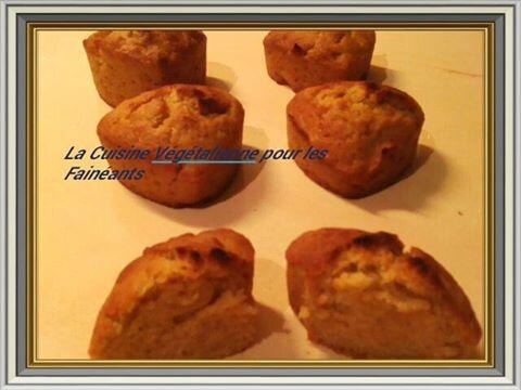 Muffins moelleux express