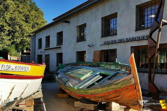 atelier de barques