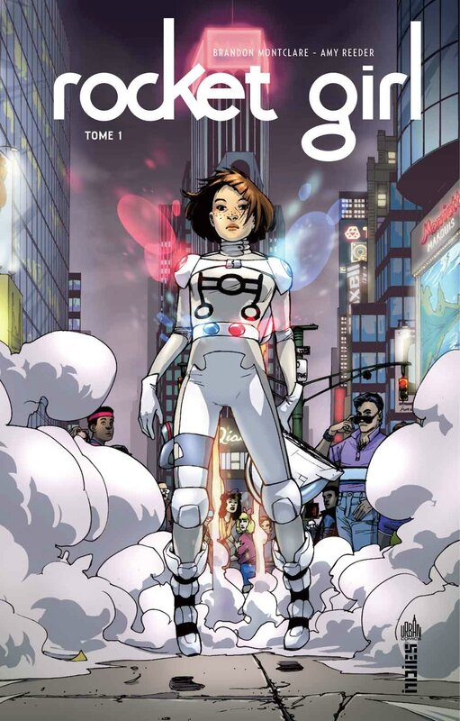 Urban Indies : Rocket Girl 1