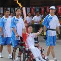 Relais de la flamme olympique à Shihezi 2