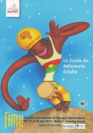 2013 FIMU Guide Mélomane R