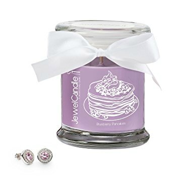 jewel candle blueberry